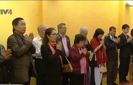 Đoàn đại biểu kiều bào về dự Đại hội Thi đua yêu nước toàn quốc