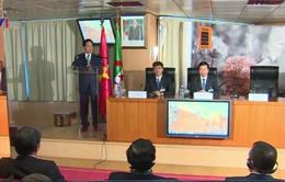 Thủ tướng Việt Nam và Thủ tướng Algeria thăm liên doanh dầu khí