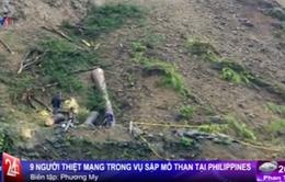 Philippines: Sập mỏ than, 9 người thiệt mạng