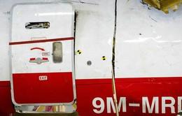 Tiết lộ mảnh vỡ của chiếc máy bay MH17 tại Hà Lan