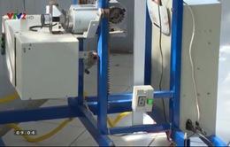 Phát triển hệ thống thang máy điều khiển từ xa