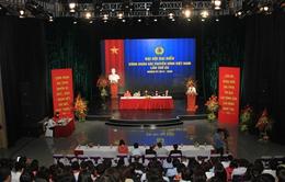 Đại hội đại biểu Công đoàn Đài THVN lần thứ XII thành công tốt đẹp