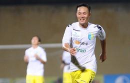 Quả bóng vàng Việt Nam 2014: Hà Nội T&T áp đảo danh sách đề cử