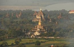 Nỗ lực bảo tồn di tích ở Bagan, Myanmar