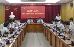 Giám sát chặt chẽ quá trình thanh tra vụ thay thế cây xanh tại Hà Nội