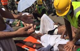 Saudi Arabia cam kết điều tra vụ giẫm đạp ngoài Thánh địa Mecca