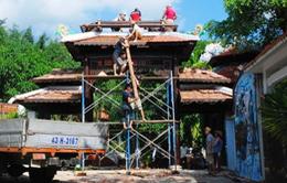 Kỷ luật 2 cán bộ vụ xây dựng khu du lịch sinh thái trái phép ở Hải Vân