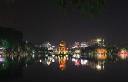 Thủ đô Hà Nội trước thời khắc giao thừa