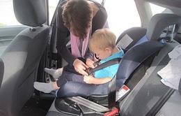Dây an toàn thông minh dành cho xe hơi