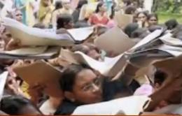 Ấn Độ: 2,3 triệu người nộp đơn cho 368 vị trí tuyển dụng