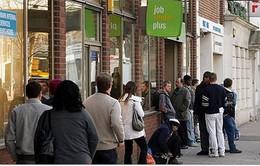 Anh: Số người thất nghiệp quý I ở mức thấp nhất 7 năm qua