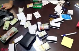Cảnh báo lỗ hổng bảo mật thẻ tín dụng