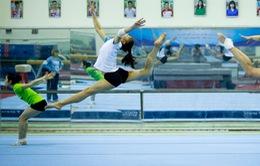 ĐT thể dục dụng cụ Việt Nam nỗ lực trước giải Vô địch châu Á 2015