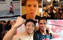 Nhìn lại chuyến du đấu đáng nhớ của Arsenal tại Việt Nam