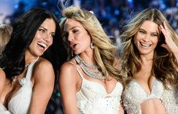 Chiêm ngưỡng vẻ đẹp khó cưỡng của dàn thiên thần Victoria's Secret Fashion Show 2015