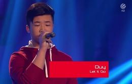 """The Voice Kids Đức """"phát sốt"""" vì cậu bé gốc Việt"""