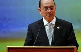 Tổng thống Myanmar gặp gỡ các chính đảng bàn cải cách chính trị
