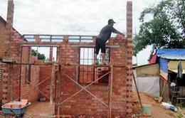 Hộ nghèo sẽ được vay 25 triệu đồng để xây, sửa nhà