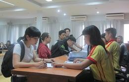 Nhiều ngành của Đại học Sài Gòn có điểm chuẩn trên 30 điểm