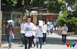 Ngày thi cuối cùng kỳ thi THPT quốc gia 2015: Thí sinh dự thi môn Lịch sử và Sinh học