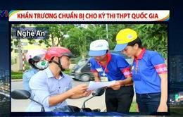 Khẩn trương chuẩn bị cho kỳ thi THPT Quốc gia 2015