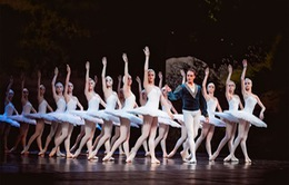 Các nghệ sĩ ballet Nga sẵn sàng cho đêm trình diễn duy nhất