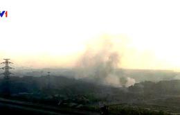 Các vụ nổ ở Thiên Tân, Trung Quốc vẫn tiếp tục xảy ra