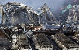 Lời kể của lính cứu hỏa sống sót trong vụ nổ ở Thiên Tân