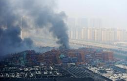 Trung Quốc: Số người thương vong trong hai vụ nổ ở Thiên Tân gia tăng