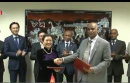 Việt Nam và Comoros thiết lập quan hệ ngoại giao