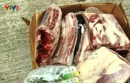 Thịt bò Mỹ vào Trung Quốc bằng cách nào?