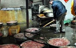 Trung Quốc: Thu giữ hàng nghìn tấn thịt ôi hơn 40 năm tuổi