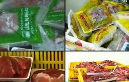 TP.HCM: Thịt giả tràn lan, cơ quan chức năng khó xử lý