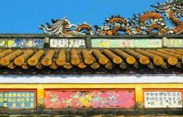 Bảo tồn, phát huy giá trị thơ văn trên kiến trúc cung đình Huế