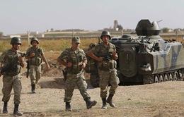 Thổ Nhĩ Kỳ tăng cường an ninh biên giới