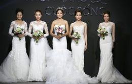 """Những mẫu váy cưới """"Giấc mơ cổ tích"""""""