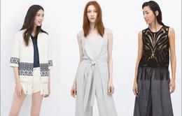Top 12 đồ thời trang mới tinh tế nhất của Zara