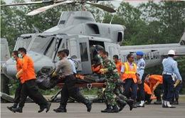 Indonesia: Máy bay AirAsia gặp nạn có thể do thời tiết xấu