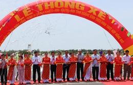 Quảng Bình: Khánh thành dự án mở rộng Quốc lộ 1A