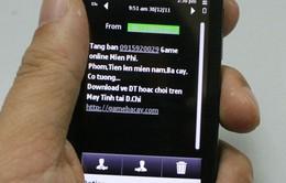 Khoảng 1,4 triệu thuê bao Việt Nam nhận tin nhắn rác mỗi ngày