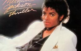 Thriller của Michael Jackson lập kỷ lục mới