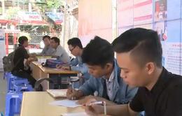 Đà Nẵng: Nhiều thí sinh rút hồ sơ, thay đổi nguyện vọng