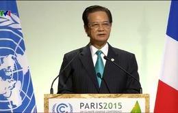 Việt Nam cam kết giảm lượng phát thải khí nhà kính sau năm 2020