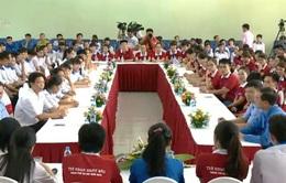Hà Nội tuyên dương 98 thủ khoa xuất sắc