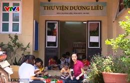 Thư viện tư nhân miễn phí phục vụ trẻ em nông thôn