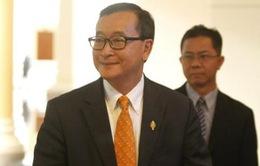 Chủ tịch đảng Cứu quốc đối lập Campuchia đối mặt với 19 năm tù