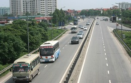 Áp dụng phí sử dụng đường bộ tuyến Pháp Vân - Cầu Giẽ