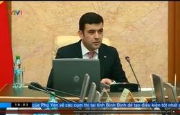 Thủ tướng Moldova từ chức vì dùng bằng giả