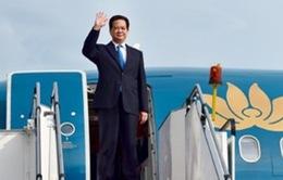 Thủ tướng tham dự Hội nghị Cấp cao Mekong - Nhật Bản