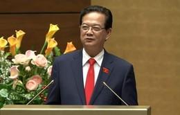TTg Nguyễn Tấn Dũng giải trình về vấn đề phát triển kinh tế thị trường định hướng XHCN